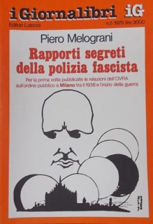 Rapporti segreti della polizia fascista