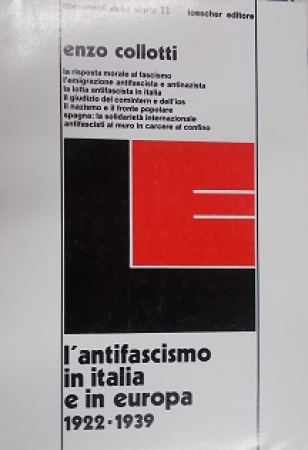 L'antifascismo in Italia e in Europa