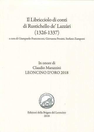 Il Libricciolo di conti di Rustichello de' Lazzàri (1326-1337)