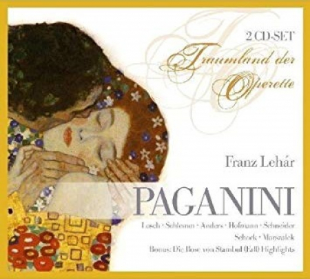 Paganini [Audioregistrazione]