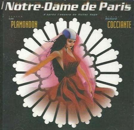 Notre-Dame de Paris [Audioregistrazione]