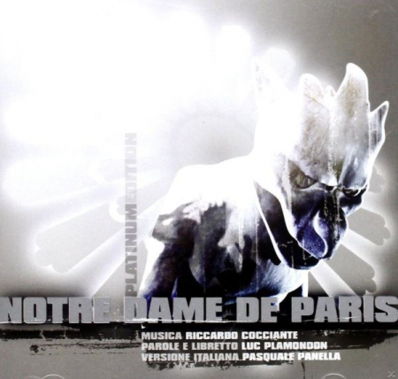 Notre Dame de Paris [Audioregistrazione]