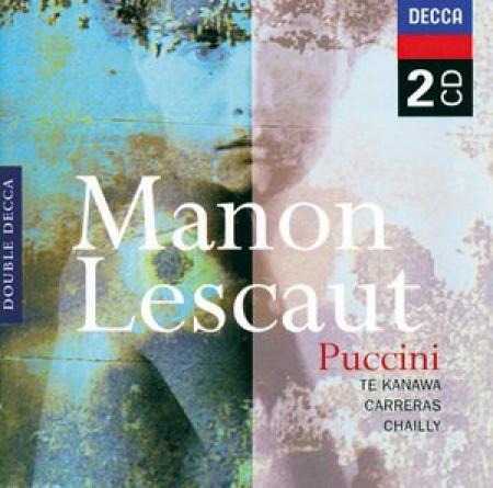 Manon Lescaut [Audioregistrazione]