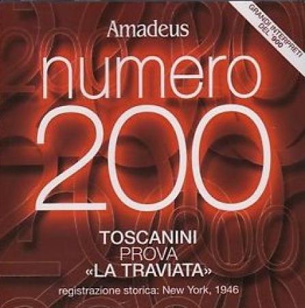 Toscanini prova La Traviata [Audioregistrazione]