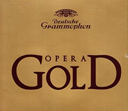 Opera gold [Audioregistrazione]