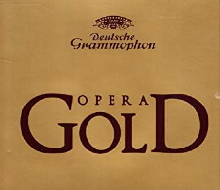 Opera gold [Audioregistrazione]