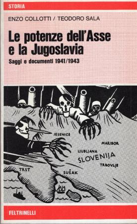 Le potenze dell'Asse e la Jugoslavia