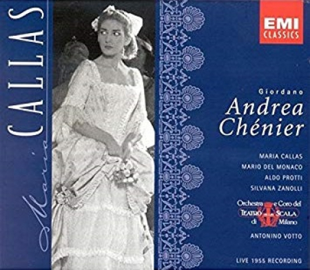 Andrea Chénier [Audioregistrazione]