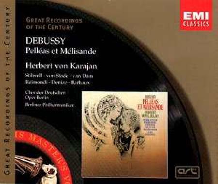 Pelleas et Melisande [Audioregistrazione]