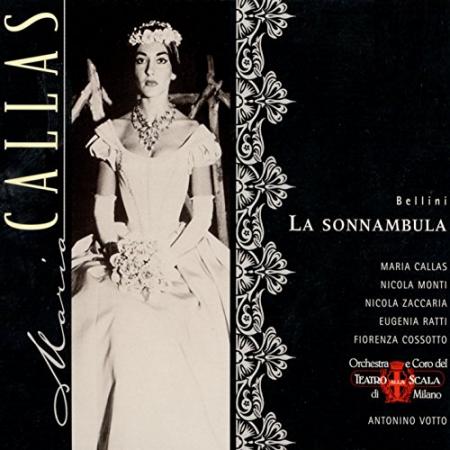 La Sonnambula [Audioregistrazione]