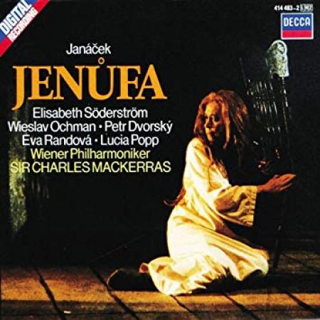 Jenufa [Audioregistrazione]