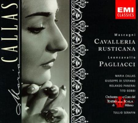 Cavalleria Rusticana [Audioregistrazione]