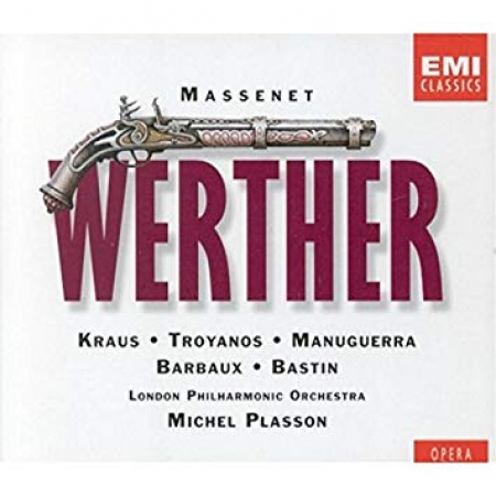Werther [Audioregistrazione]