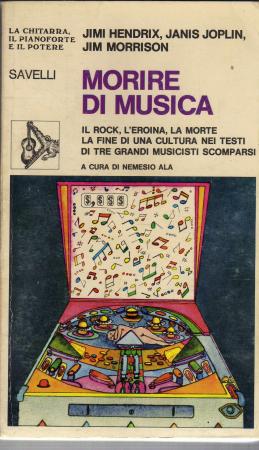 Morire di musica