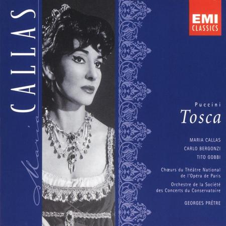 Tosca [Audioregistrazione]