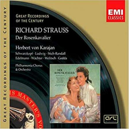 Der Rosenkavalier [Audioregistrazione]