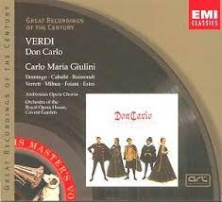 Don Carlo [Audioregistrazione]