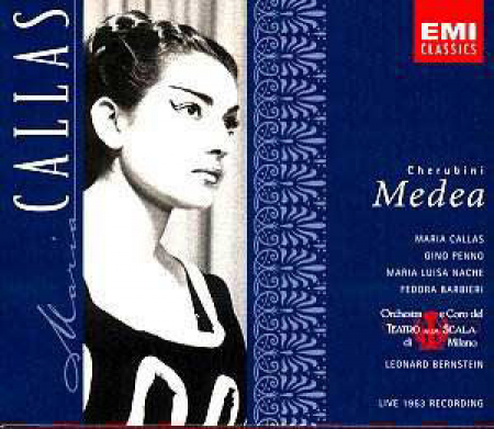 Medea [Audioregistrazione]