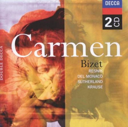Carmen [Audioregistrazione]