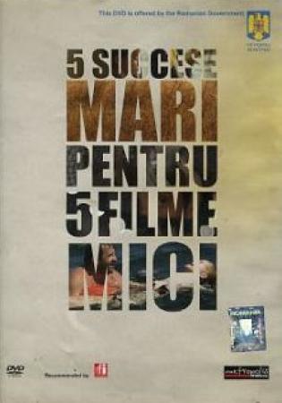5 succese mari pentru 5 filme mici [Videoregistrazione]