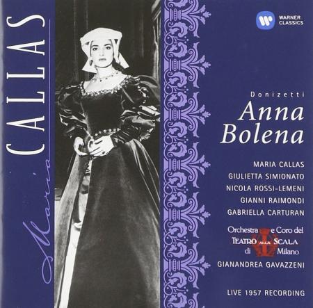 Anna Bolena [Audioregistrazione]