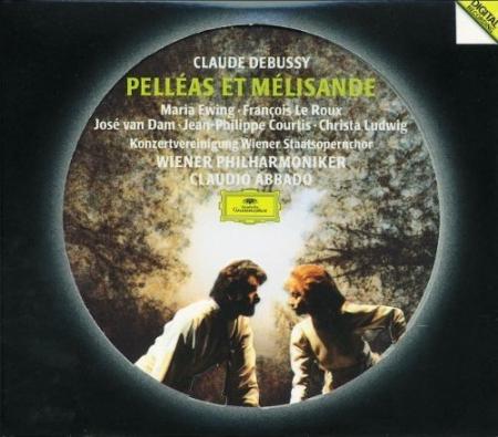 Pelléas et Mélisande [Audioregistrazione]