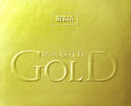 Pavarotti gold [Audioregistrazione]