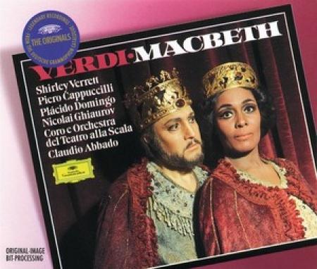 Macbeth [Audioregistrazione]