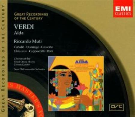 Aida [Audioregistrazione]