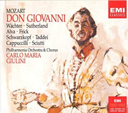 Don Giovanni [Audioregistrazione]