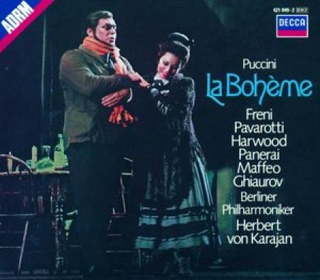 La Bohème [Audioregistrazione]