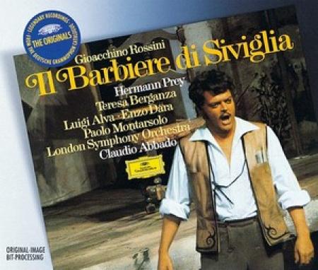 Il Barbiere di Siviglia [Audioregistrazione]