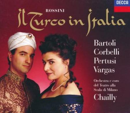 Il turco in Italia [Audioregistrazione]