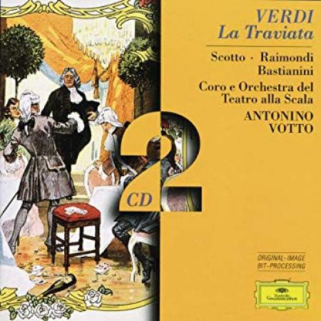 La Traviata [Audioregistrazione]