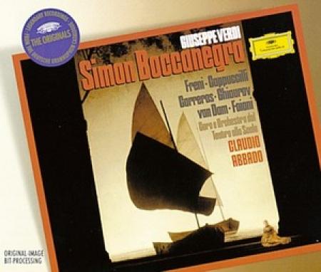 Simon Boccanegra [Audioregistrazione]