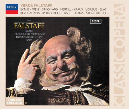 Falstaff [Audioregistrazione]