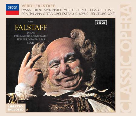 Falstaff [Audioregistrazione]