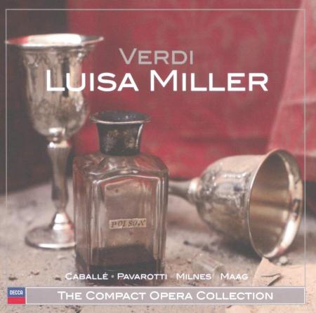 Luisa Miller [Audioregistrazione]