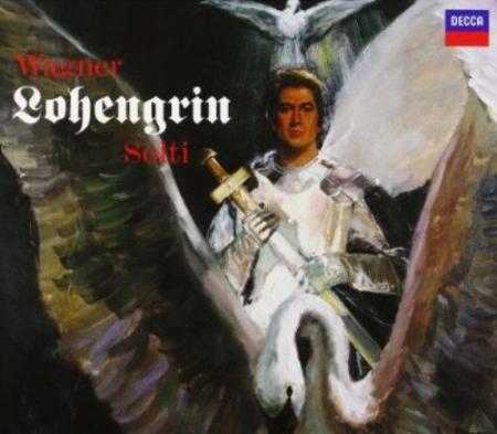 Lohengrin [Audioregistrazione]