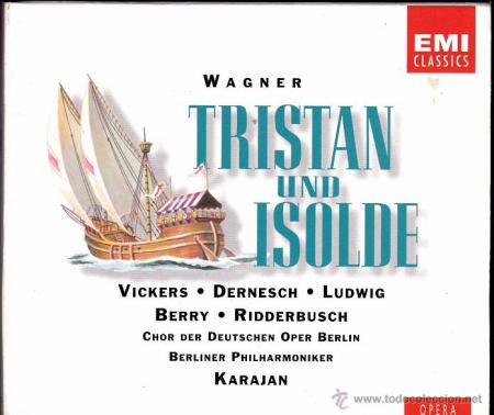 Tristan und Isolde [Audioregistrazione]