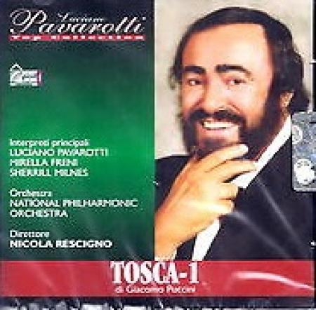 Tosca 1 [Audioregistrazione]