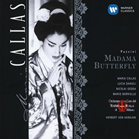 Madama Butterly [Audioregistrazione]