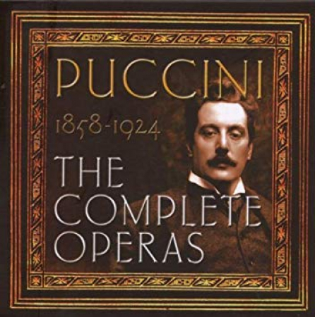 The complete operas [Audioregistrazione]