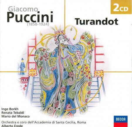 Turandot [Audioregistrazione]