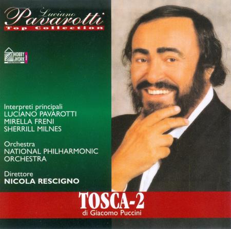 Tosca 2 [Audioregistrazione]