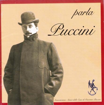 Parla Puccini [Audioregistrazione]