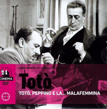 Toto, Peppino e la... malafemmina [Videoregistrazione]