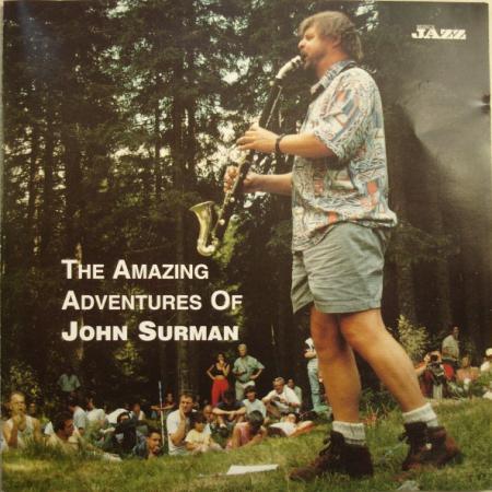 The amazing adventure of John Surman