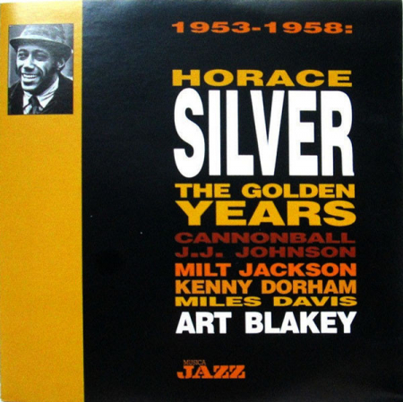 The golden years_Horace Silver