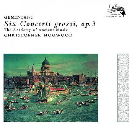 Six Concerti Grossi, Op.3